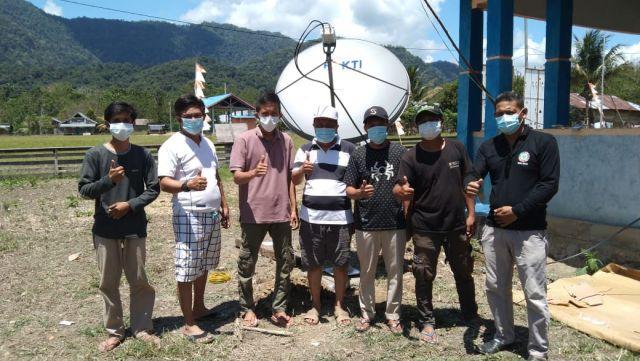 24 Desa Telah Nikmati Layanan Internet Desa