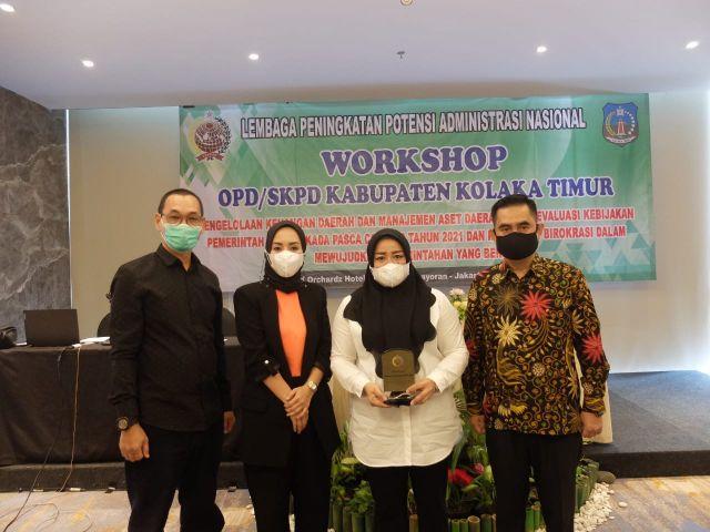 Pemda Koltim Gelar Workshop Pengelolaan Keuangan dan Aset Daerah
