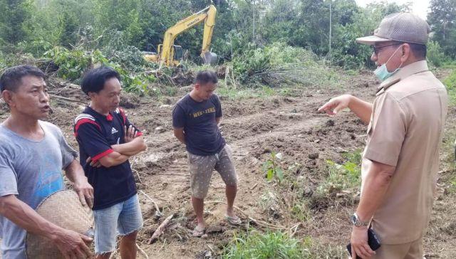 Suport Bupati Koltim Untuk Membuka Lapangan Lalingato