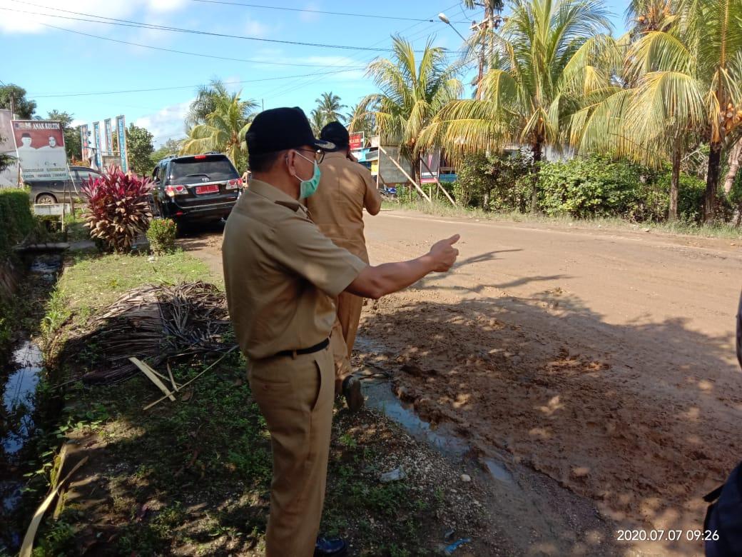 Pemda Koltim Bersama Hutama Karya Benahi Jalan Provinsi